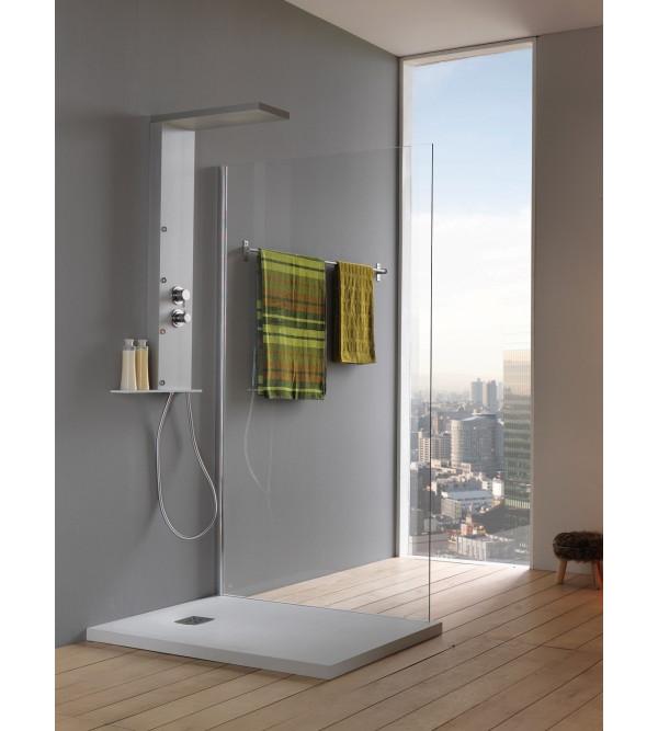 colonne de douche robinets le meilleur prix livraison gratuite. Black Bedroom Furniture Sets. Home Design Ideas