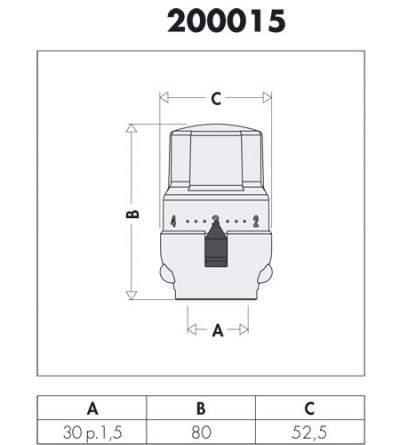 Vaso sospeso  - forty3 -  52 x 36 cm - cod FOS03 - Ceramica Globo