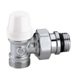 Chromed lockshield valve...