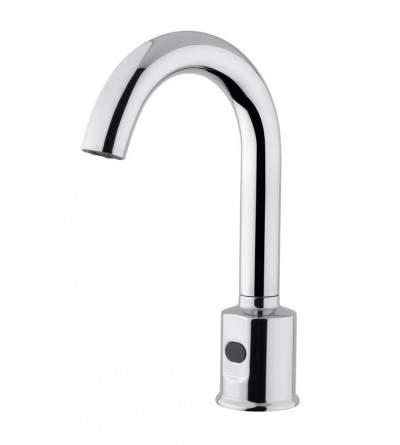 Robinet électronique lavabo séries CURVE IDRAL 02503