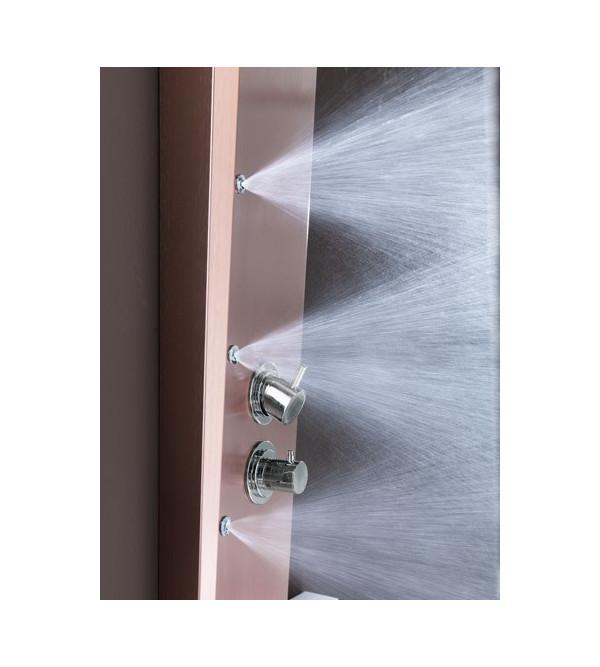 Mezclador para ducha con columna samo pictor kr3001 for Mezclador para ducha grival