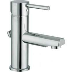 Chromed brass basin mixer...