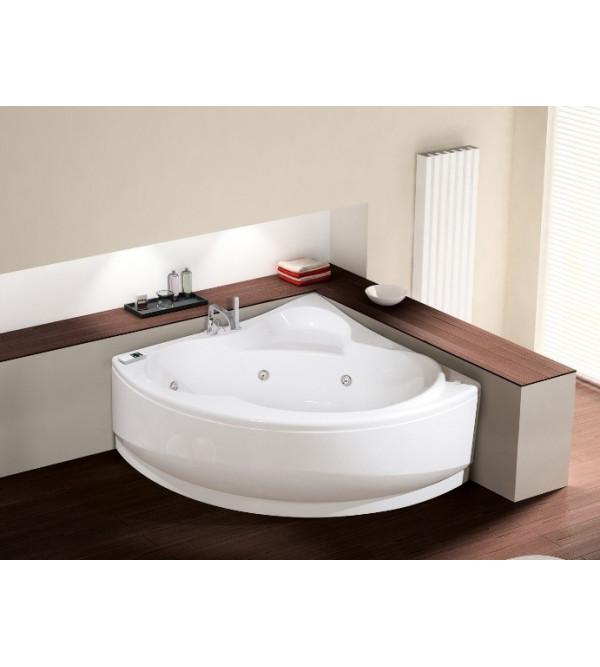 Vasca ad angolo senza idromassaggio novellini una rubinetteria shop - Vasche da bagno ad angolo prezzi ...
