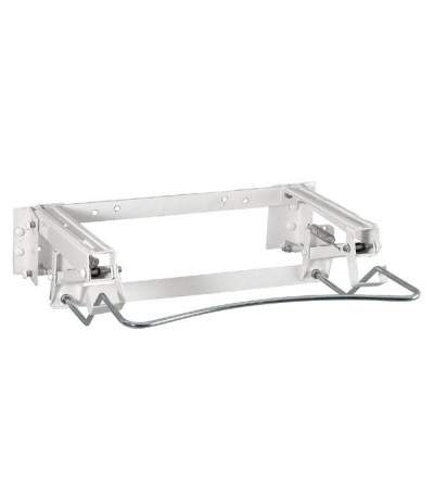 EASY series bending pneumatic shelf for wash basin IDRAL 15102