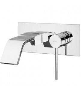 Concealed basin single lever mixer Effepi THOR Art.9034