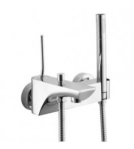 Single lever bath with shower Effepi CHET 5008