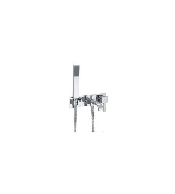 Concealed Bath Shower Single Lever Mixer Effepi H Due1006