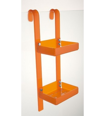 2-tier storage holder TL.Bath For.Box 1112
