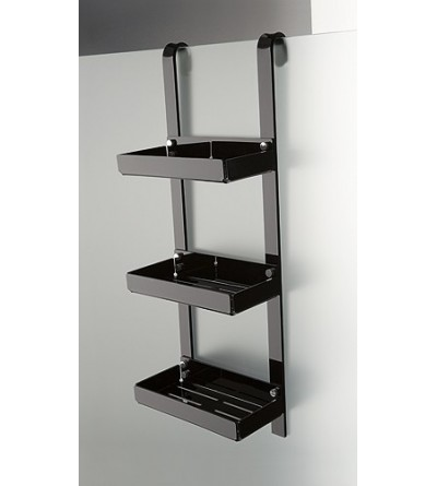3 level accessories holder with hanging mount 1123