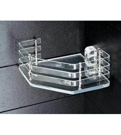 Corner shelf for shower TL.Bath For.Box 1331