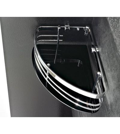 Corner shelf for shower TL.Bath For.Box 1301DX-1301SX