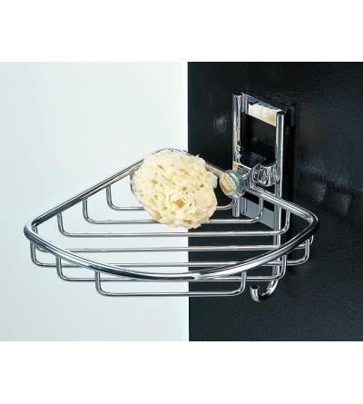 Chrome corner shelf for shower TL.Bath For.Box 881
