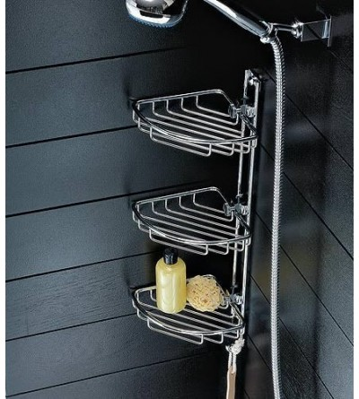 porta oggetti Angolare per doccia Art. 0884