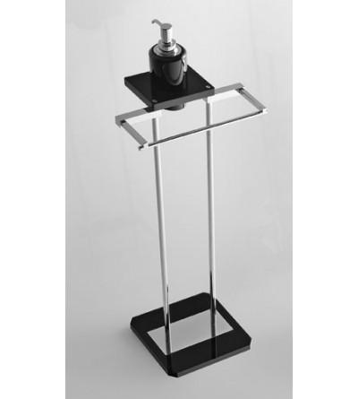 Standing bidet in brass and plexiglass TL.Bath Grip G374