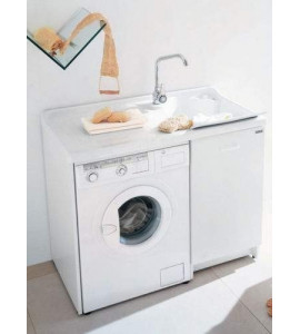 Lavatoio Lavella h.89 - 60 x 109 - Bianco