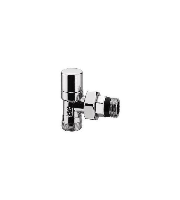 Ercos tekno coppia valvole e detentori rubinetteria shop for Ercos termosifoni