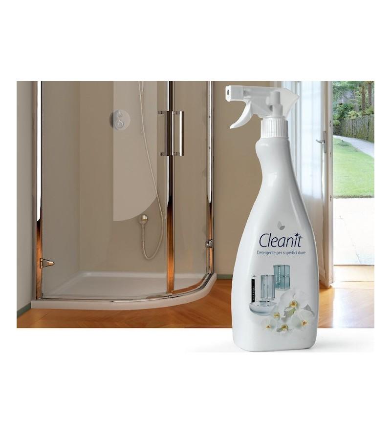 Détergent pour surfaces  dures-  Novellini Cleanit KITPUPV12