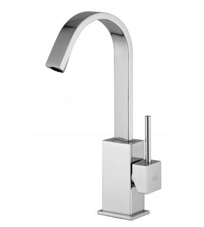 Mezclador para lavabo boca plana Paffoni Level LEA877