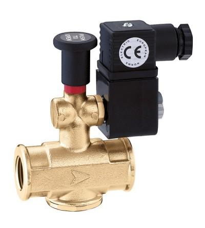 elettrovalvola gas caleffi 8540