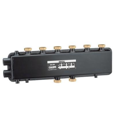 SEPCOLL - Séparateur hydraulique-collecteur. 3+1caleffi 559231