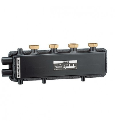 separatore idraulico collettore SEPCOLL 2 caleffi 559220