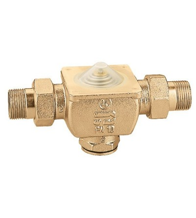 Two-way piston zone valve caleffi 632