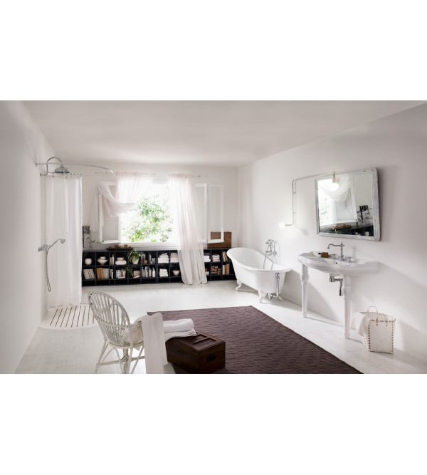 Grifo para lavabo nobili ritz ri49117 1 rubinetteria shop - Grifos para lavabos ...