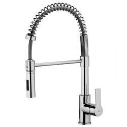 Sink mixer with swivel...