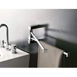 Double jointed towel rail...