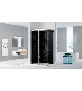 cabina doccia Crystal novellini 2 P 120X80