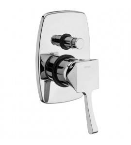 Single lever bath / shower mixer with diverter Effepi CHIC 42188