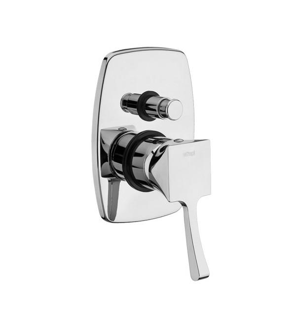 Mezclador empotrado para ducha effepi chic 42188 for Mezclador grival ducha