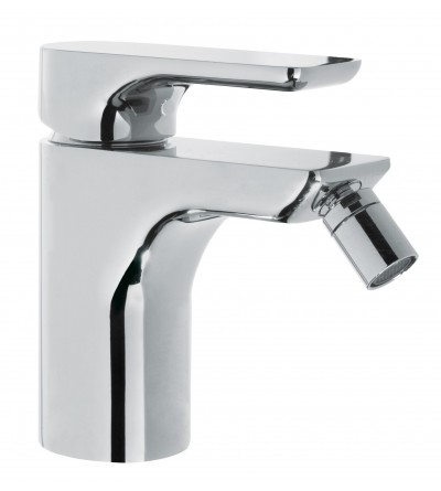 Raf Rubinetterie - Serie T2 - 45F Bidet Mixer with drain