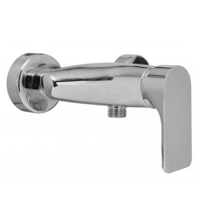 Raf Rubinetteria - serie T2 - T2-80 Esposed Shower mixer