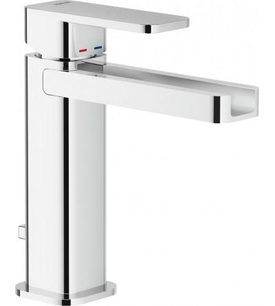 single lever basin mixer with cascade nobili loop LPC90118/1