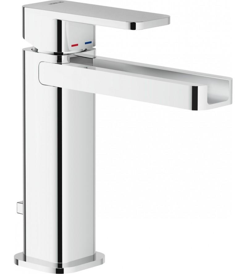 Single lever basin mixer...