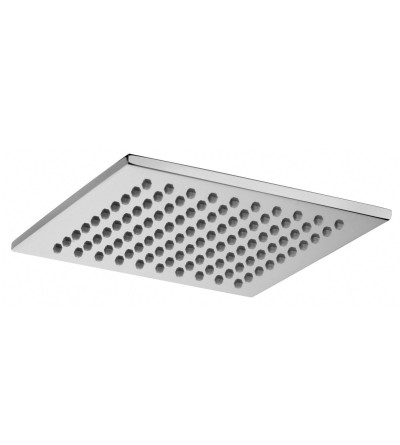 Syncro square METAL shower head Paffoni ZSOF075