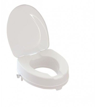 Raised toilet seat IDRAL 15506.1