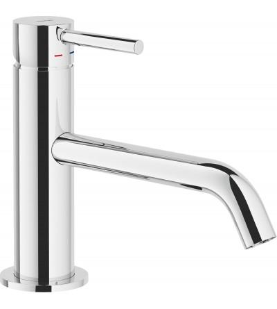 Miscelatore lavabo bocca lunga nobili acquarelli AQ93118/20CR