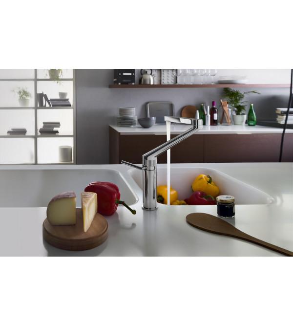 Miscelatore lavello cucina nobili zoom zm00113 1cr for Cucina shop
