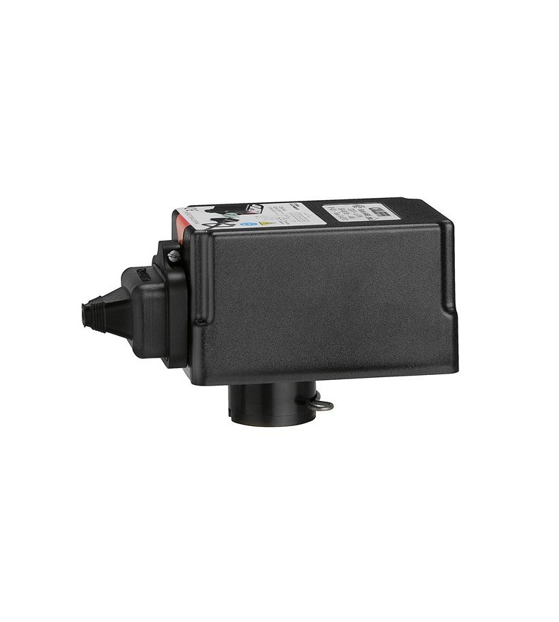 Actuator. With auxiliary...