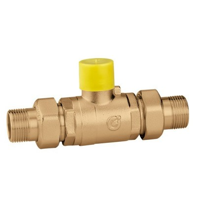 Two-way ball zone valve caleffi 6470