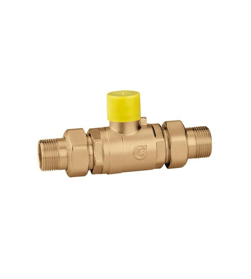 Two-way ball zone valve...