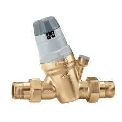 """Pressure reducer with 1/4""""F..."""
