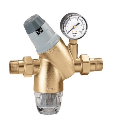 Pressure reducing valve caleffi 5351