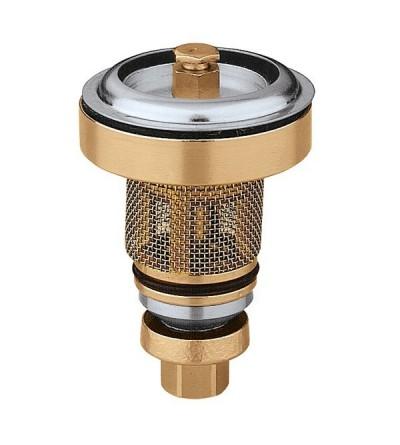 Spare cartridge for pressure reducing valves caleffi 5360