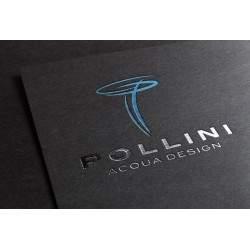 PORTA ROTOLO POLLINI ACQUA DESIGN P1004