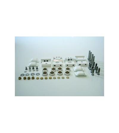 Parts for shower enclosures round Samo RIC216