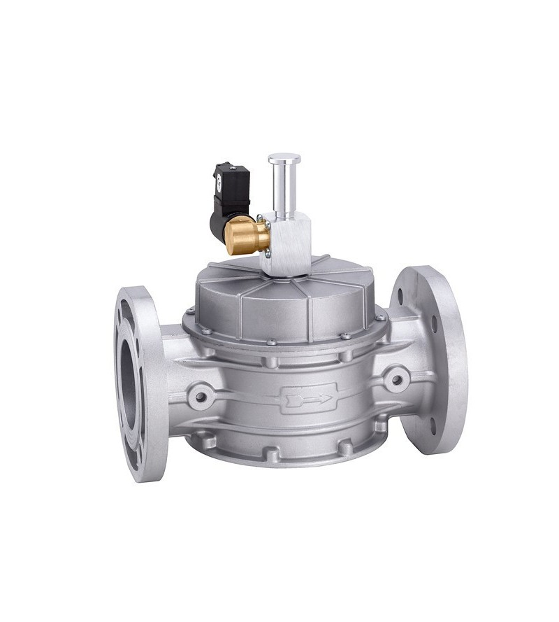 Solenoid valve for gas,...