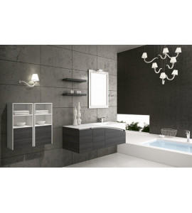 Mobile bagno bmt composizione FLY10